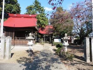笂井近戸神社 (2)