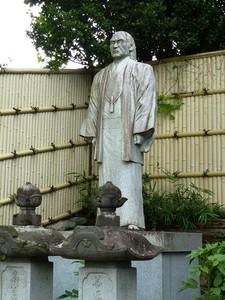 大前田英五郎の墓 (4)