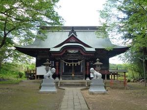 安中・熊野神社 (4)
