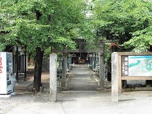 磯部温泉・赤城神社 (1)
