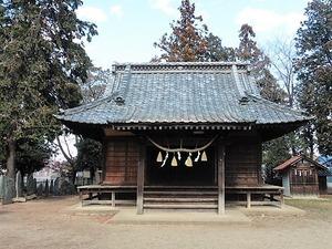 下栗須稲荷神社 (3)