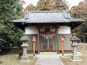 狸塚長良神社 (4)