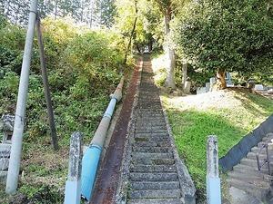 新巻菅原神社 (1)