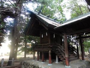 館林・護国神社 (5)