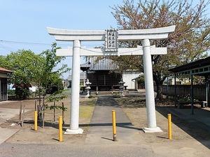 古氷長良神社 (1)