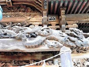 下仁田諏訪神社 (4)