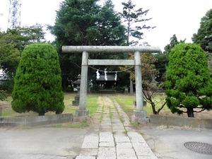 館林・護国神社 (3)