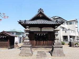 下新田八幡宮 (5)