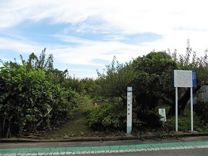 白川陣屋跡 (1)