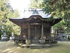 岩井白山神社 (3)