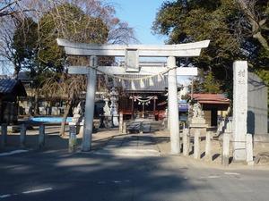 下植木赤城神社 (1)