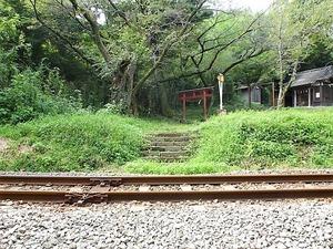 根小屋・鹿島神社 (2)
