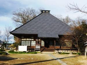 青蓮寺 本堂
