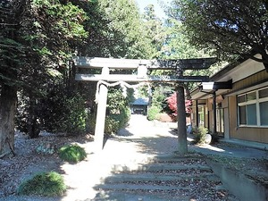 柏倉諏訪神社 (2)