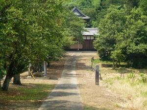 三嶋神社 上ノ宮 (3)