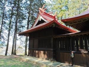 額部神社 (6)
