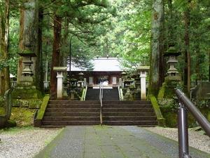 三夜沢・赤城神社 (2)