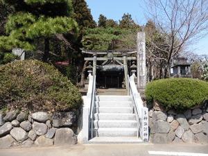 卜神諏訪神社 (1)
