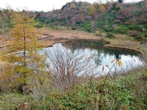 武具脱の池 (2)