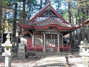 須賀尾諏訪神社 (4)
