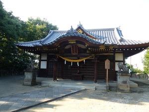 藤岡・浅間神社 (3)