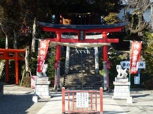 烏子稲荷神社 (1)