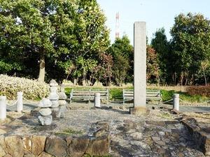 岩松尚純の墓 (7)