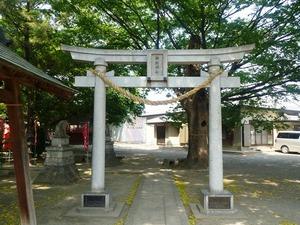 新町諏訪神社 (2)