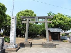 千代田町・長良神社 (1)