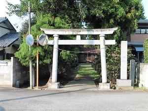 野後神社 (1)