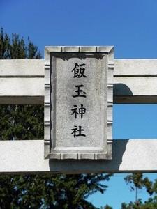 堀下飯玉神社 (2)