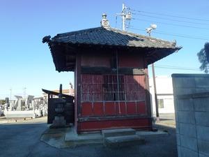 紅厳寺跡 (1)