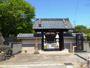 明和町・安楽寺 (1)