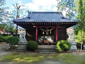 大八木諏訪神社 (5)