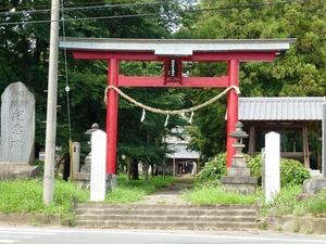 二宮・赤城神社 (1)