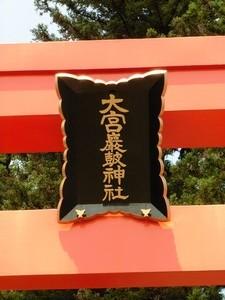 大宮巌鼓神社 (2)