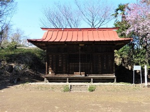 大藪八幡宮 (3)
