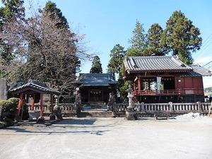 上里見春日神社 (2)
