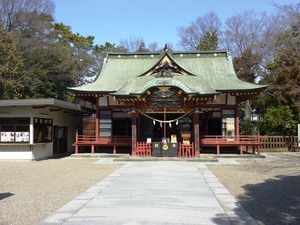 玉村八幡宮 (4)