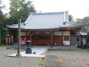 長楽寺・本堂