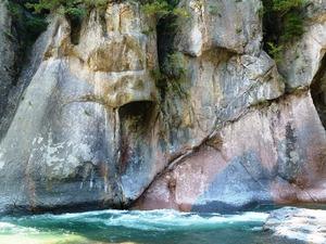 吹割の滝 (2)