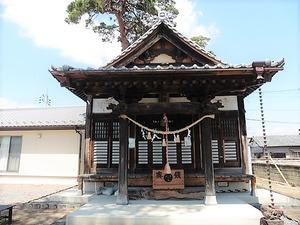 川曲諏訪神社 (2)