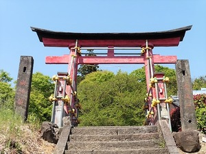 下南室赤城神社 (2)