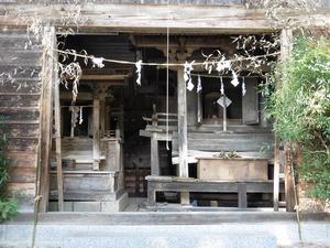 上発地知の歌舞伎舞台 (2)