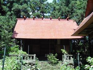 飽馬神社 (2)