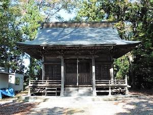 小泉白鳥神社 (3)