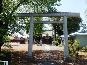 明和町赤岩・八幡神社 (1)