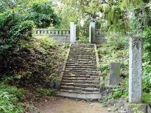 世良田義季累代の墓 (1)