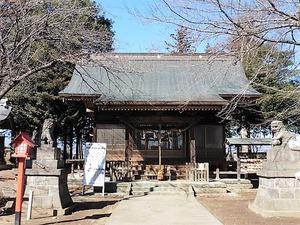 国定赤城神社 (4)