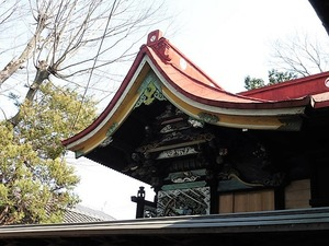 新宿八幡宮 (5)